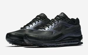 Nike-Air-Max-97-BW-Black-Metallic-Men-039-s-Athletic-Sneakers-Mult-Sizes-AO2406-001