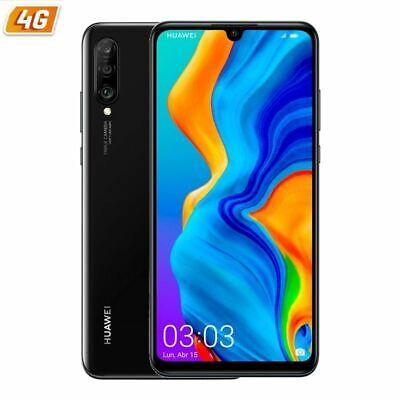 HUAWEI P30 LITE 128GB+4GB RAM TELEFONO MOVIL LIBRE SMARTPHONE NEGRO BLACK 4G