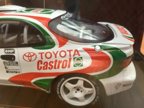 IXO 18RMC041A o 18RMC041B Toyota Celica ST185 Rally Coche Auriol Kankkunen 1:18