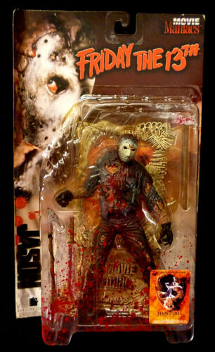 Super Bloody Jason Figurine 1998 Vendredi Les 13 maniaques du film Mcfarlane 787926171020