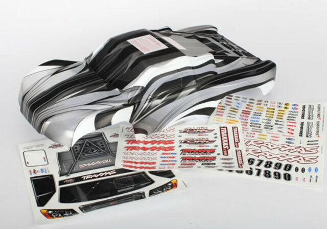 NEW Traxxas 6811X Slash 4x4 ProGraphix Body  *SHIPS FREE*