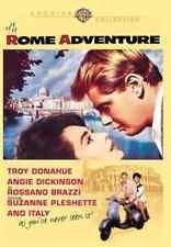 Rome Adventure (DVD, 2017)