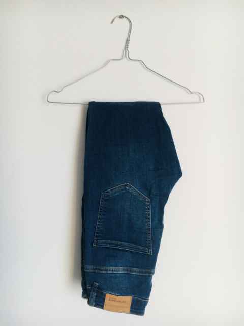 Jeans, MOLLY PETITE og DRDENIM, str. 38,  blå,  denim,…