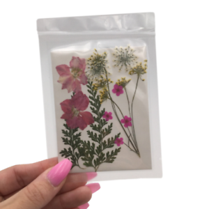 Dried Flat Flower Packs Flowers For Resin Crafts Large Pressed Dry Flowers