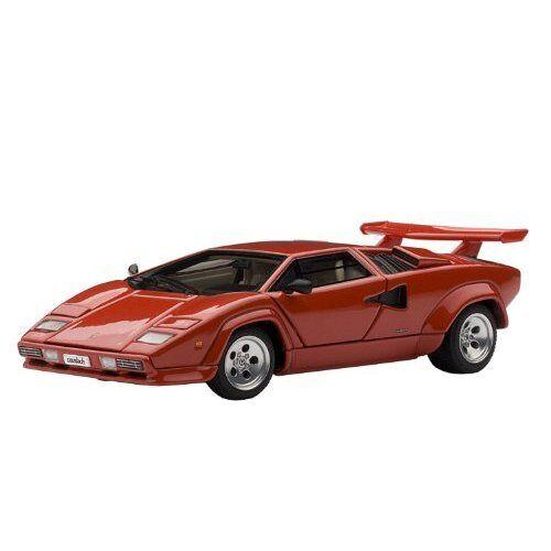 AUTOART 54531 1  43 Lamborghini Countach 5000 S (Rouge) Japon Nouvelle.  grandes marques vendent pas cher