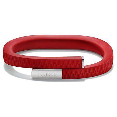 JAWBONE UP Activity Wristband RED, Medium