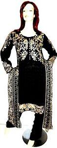 Shalwar-kameez-eid-black-salwar-pakistani-designer-stitched-sari-abaya-suit-12