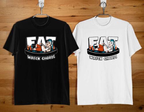 FAT WRECK CHORDS Men/'s T-shirt Size S-2XL