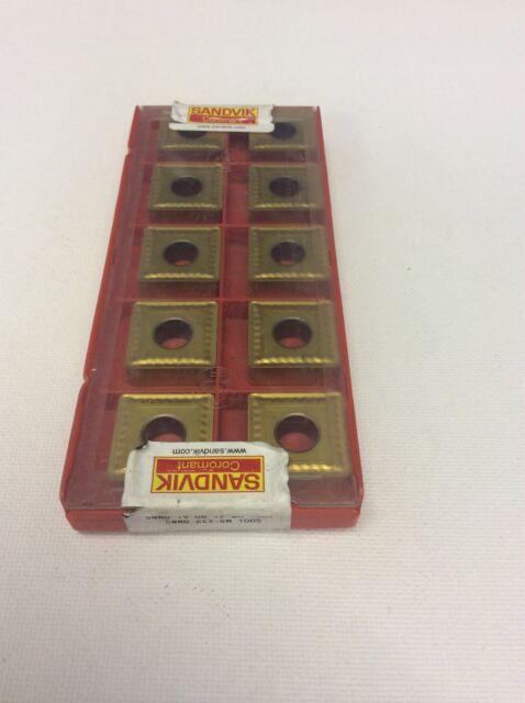 CNMG 643-QM 1105 10pcs//box SANDVIK CNMG 190612-QM 1105
