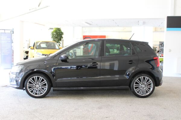 VW Polo 1,4 TSi 150 BlueGT - billede 1