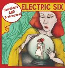 Heartbeats and Brainwaves by Electric Six (CD, Oct-2011, Too Many Robots)
