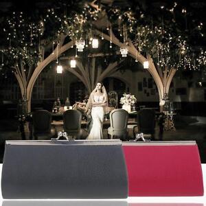 Women-Clutch-Handbag-Party-Evening-Wedding-Bridal-Bag-Purse-Satchel-PU-Leather