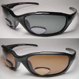 Polarized bifocal reading sun glasses sport fly fishing for Polarized bifocal fishing sunglasses