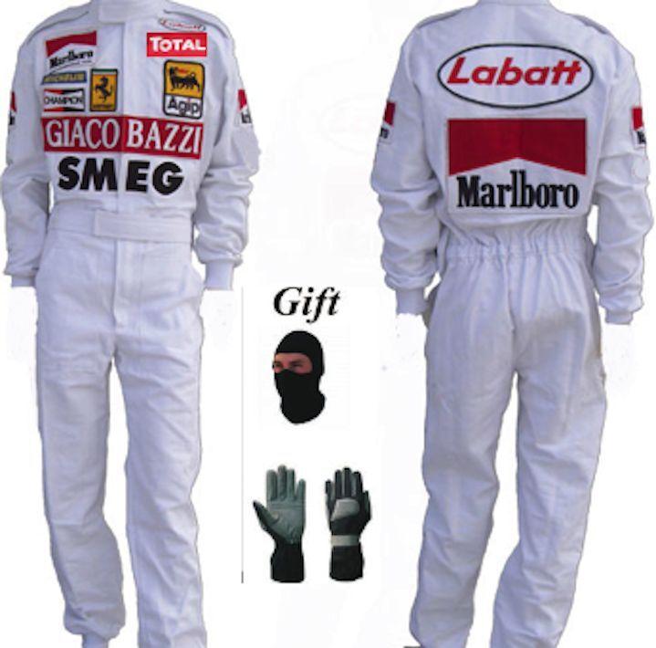 Marlbgold Labatt kart race suit CIK FIA  level 2  (free gifts)  take up to 70% off