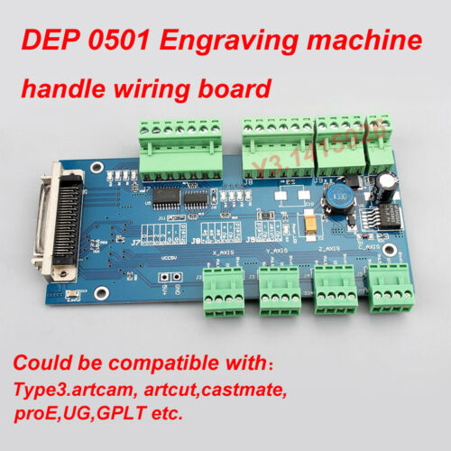 DSP 0501 Engraving Machine Handle,Handle wiring board,Handle card control system