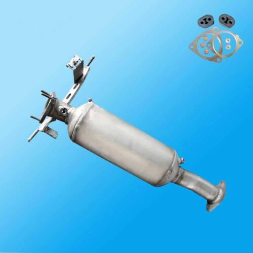 EU4 DPF Partikelfilter VOLVO S80 II 2.4 D D4//D5 120//136KW AS D5244T4//5 2007//08