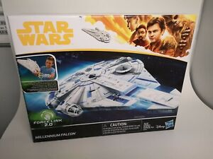 Star-Wars-Force-Link-2-0-Millennium-Falcon-with-Escape-Craft-TOY
