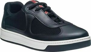 Prada Iconic Cult NEVADA Mens Trainers Sneakers Shoes Schuhe Turnschuhe Neu 41