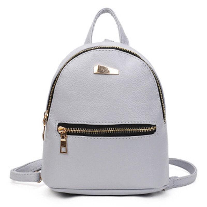 7c16e3e9408f3 1Pc Mini Backpack Purse Small Backpack Shoulder Rucksack Bag for Women Girls