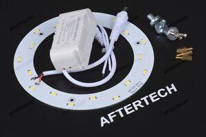 Plafoniera Neon Led : Led circolare w v diametro mm rotondo bianco caldo neon t