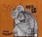 Space Homestead [Digipak] by MV & EE (CD, May-2012, Woodsist)