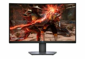 Dell-32-inch-S3220DGF-Curved-Gaming-Monitor-FreeSync-Anti-glare-QHD-144Hz