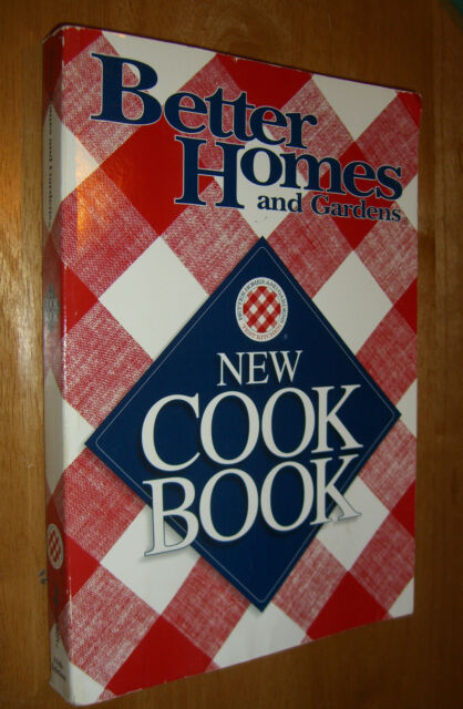Better Homes and Gardens New Cook Book (1996, Paperback)