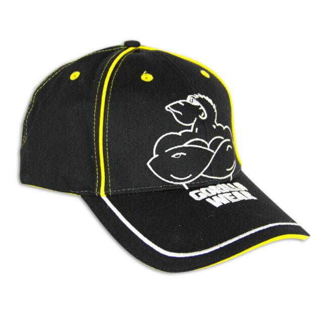 Gorilla Wear Muscle Monkey Cap Mütze Baseball Cap Basecap