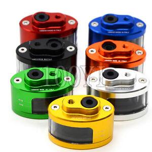 7-Colors-Front-Brake-Clutch-Fluid-Reservoir-Tank-Oil-Cup