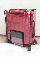 Protective Skin Cover Protector For Rimowa Topas Stealth Multiwheel 21 52 Iata