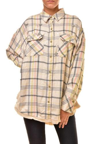 Xs Tea Stars Bcf811 Size Sequin Rrp Shirt People Womens Ob618333 Combo Free £132 qwAzgq