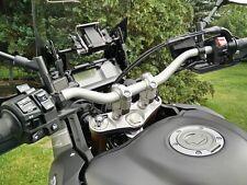 YAMAHA XT1200Z SUPER TENERE  HANDLEBAR BAR RISERS 25mm 2014 and UP