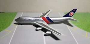 DRAGON-WINGS-55731SV-FLYING-TIGERS-747-200F-1-400-SCALE-DIECAST-METAL-MODEL