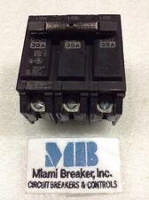 New General Electric THQB32035 3 pole 35 amp 240 volt Circuit Breaker
