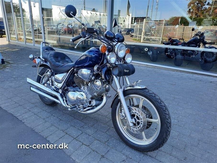 Yamaha, XV 750 Virago, ccm 45000