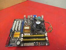 ASUS MOTHERBOARD P5QL-VM DO/CSM P5QL-VM D0/CSM GREEN USED