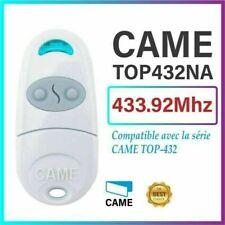 TOP862EE garage 2 canaux 868.35 MHz CAME Télécommande portail