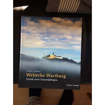 Bildband Welterbe Wartburg - Portrait einer Tausendjährigen