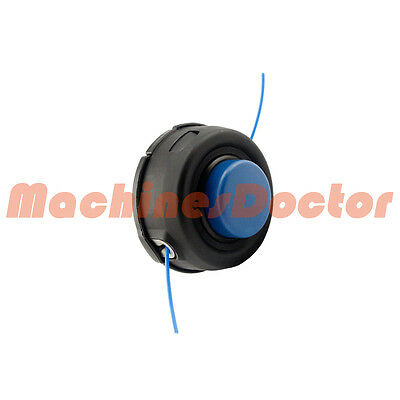 10MM Trimmer Head FOR HUSQVARNA T35 TRIMMER BRUSH CUTTER OEM# 531 30 01-94