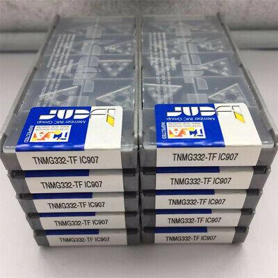 30pcs ISCAR TNMG332-TF IC907 TNMG160408-TF IC907 Carbird Inserts 30pcs