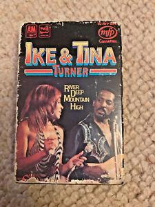IKE-amp-TINA-TURNER-Cassette-Album-RIVER-DEEP-MOUNTAIN-HIGH-1970