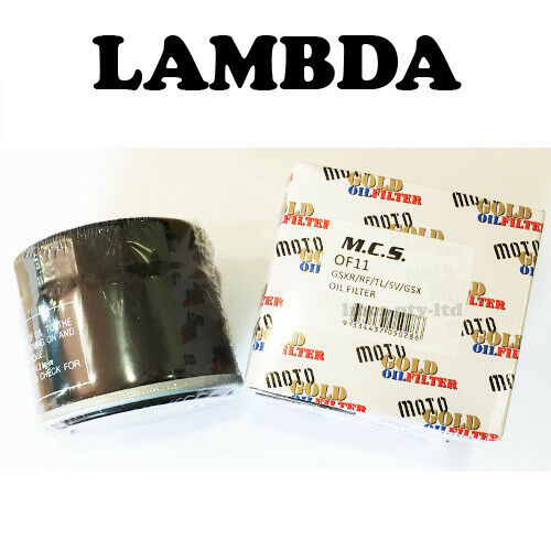 Oil Filter for Suzuki GSF650 Bandit GSX650 SV650 VS700
