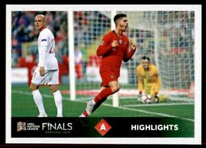 Panini Road to Euro 2020 - A Highlights UEFA Nations ...