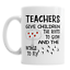 Teacher-Leaving-Gift-Set-School-Leaver-11oz-Ceramic-Mug-And-Card thumbnail 3