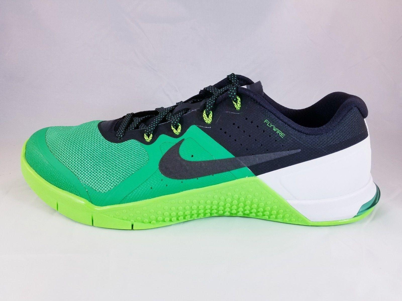 0725f1a1dd0c8 Nike Metcon 2 Men s Cross Training Training Training Shoe 819899 300 Size  11.5 a0870e