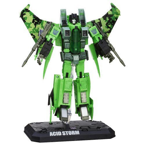 Hot Transformers Masterpiece Mp-01 Acid Storm Sdcc Exclusivo Toys 02 03 04 05 06