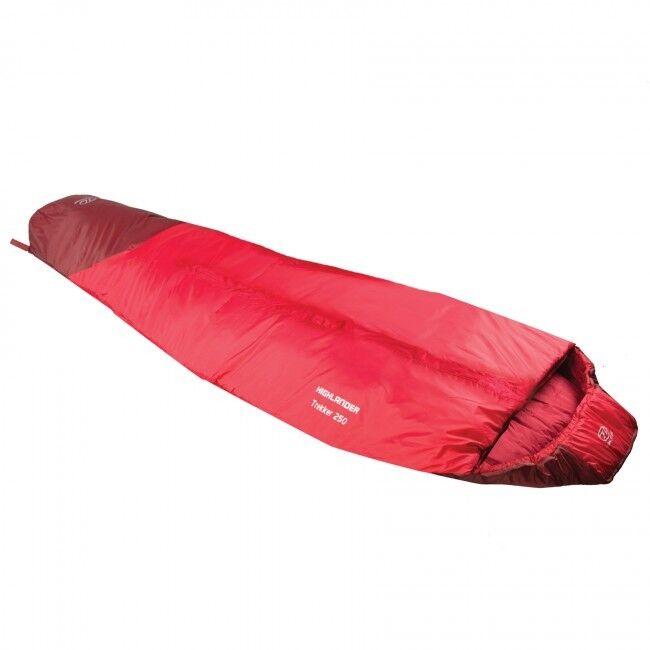 Thermal 250 Zoom trekker 250 Thermal sleeping bag ROT lightweight 138b13
