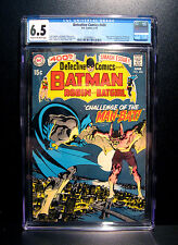 COMICS: Detective Comics #400 (1970), 1st Man-Bat app - CGC 6.5 (batman/n.adams)
