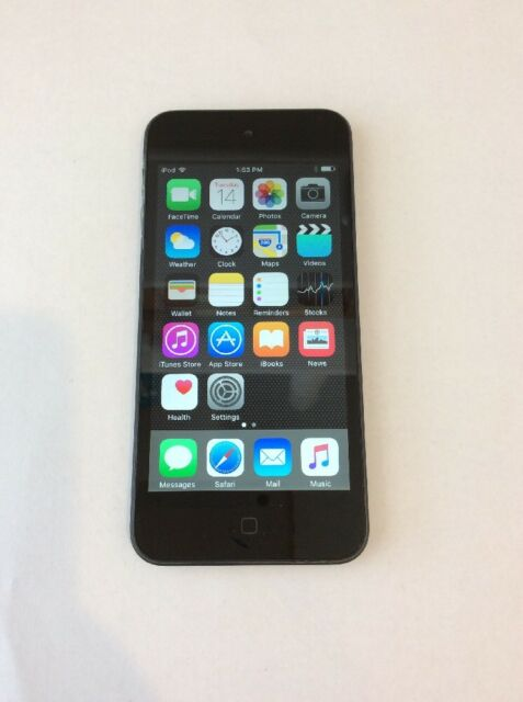 Apple iPod touch 5th Generation Black & Slate (32 GB) for ...