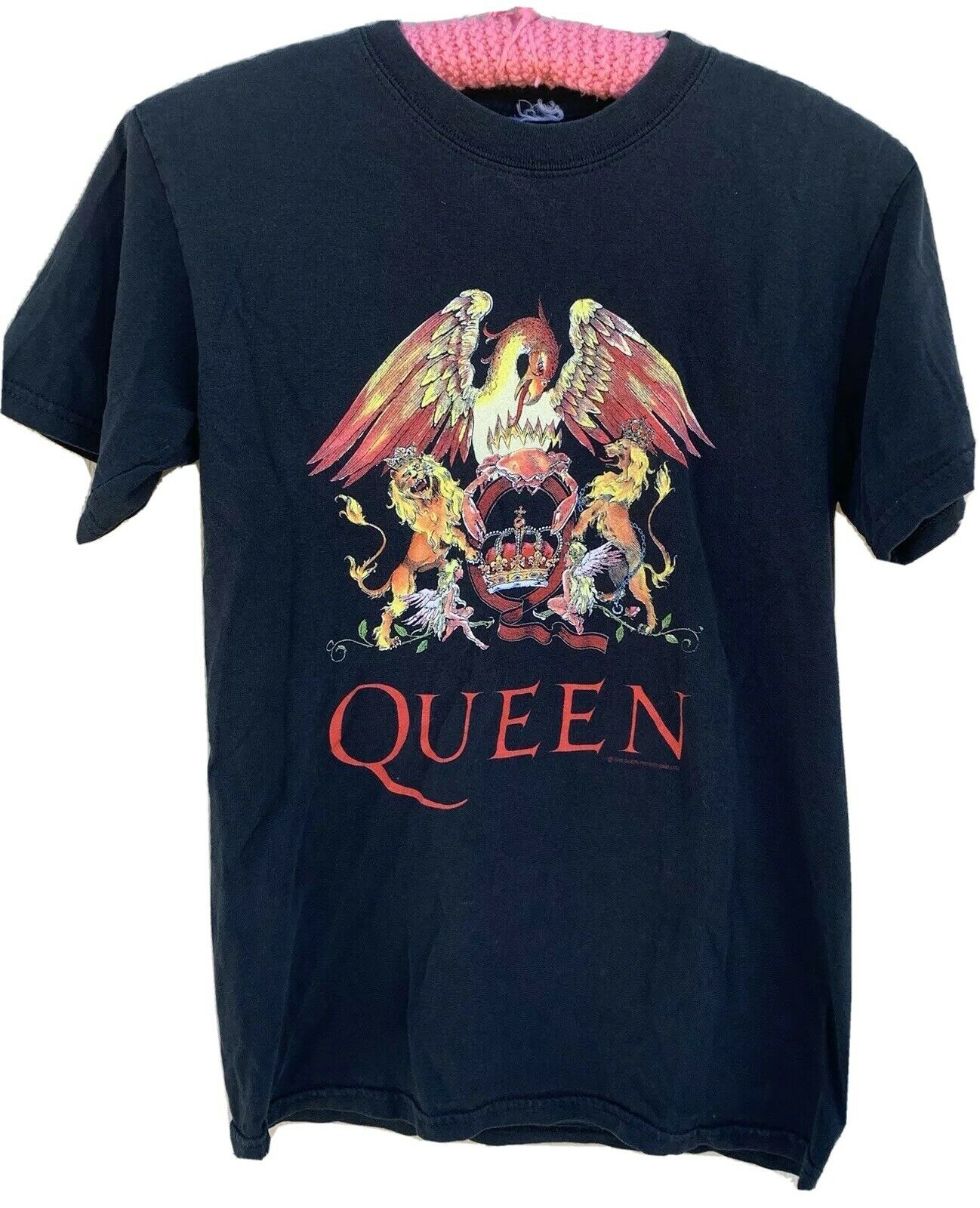 Queen Freddie Brian Roger John T-Shirt Graphics O… - image 1